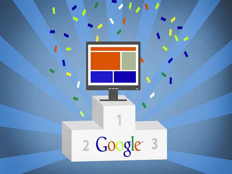 بالا آمدن سایت در صفحه اول گوگل راهی برای فروش بیشتر | پرگاس