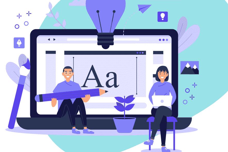 برای موفقیت در طراحی سایت، شناخت بهترین نرمافزارهای طراحی سایت لازم است | پرگاس