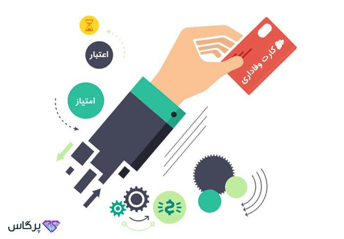 کارت وفاداری مشتریان