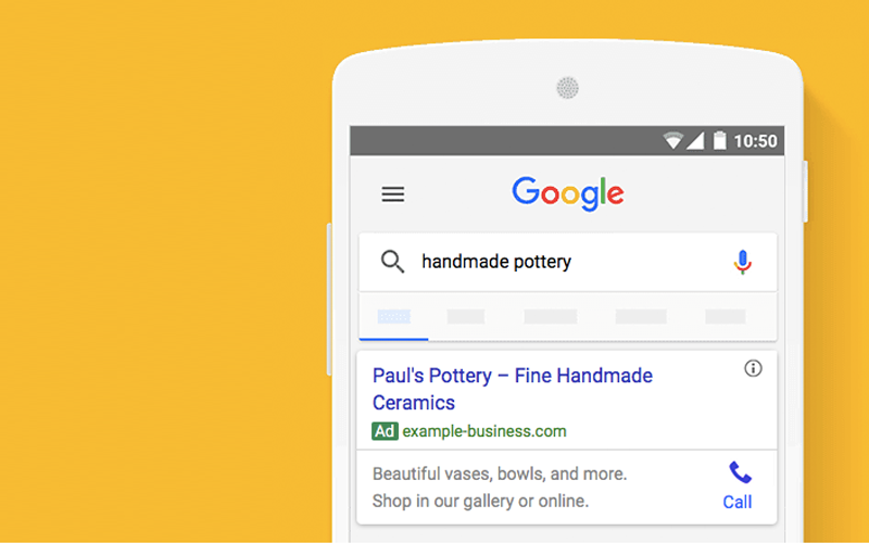 تبلیغ در گوگل با سرویس گوگل ادوردز | پرگاش