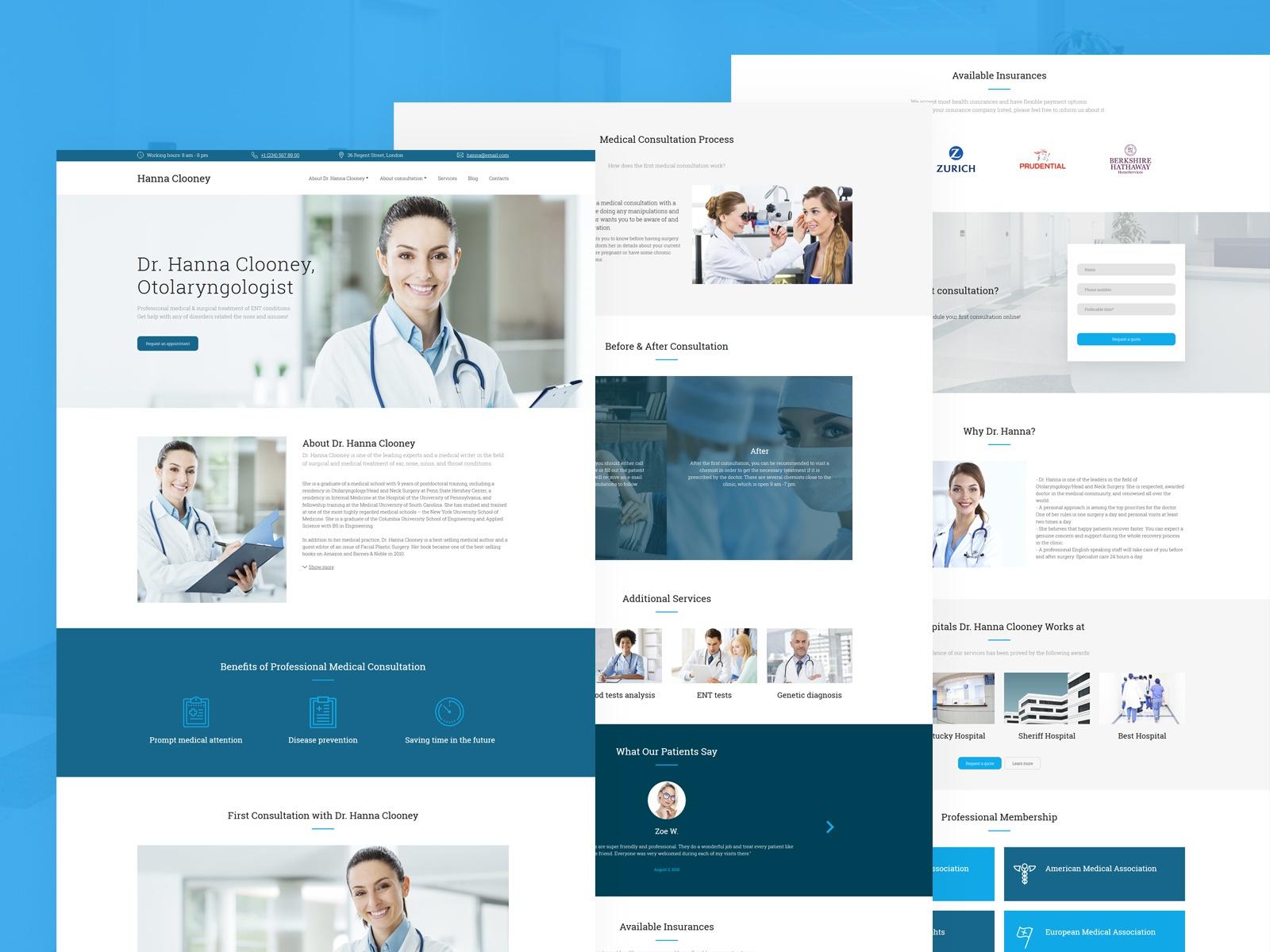 نحوه برآورد هزینه طراحی سایت پزشکی   پرگاس