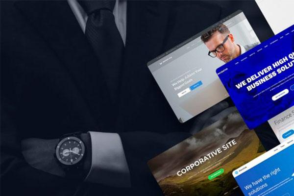 ویژگی های برتر طراحی سایت شرکتی