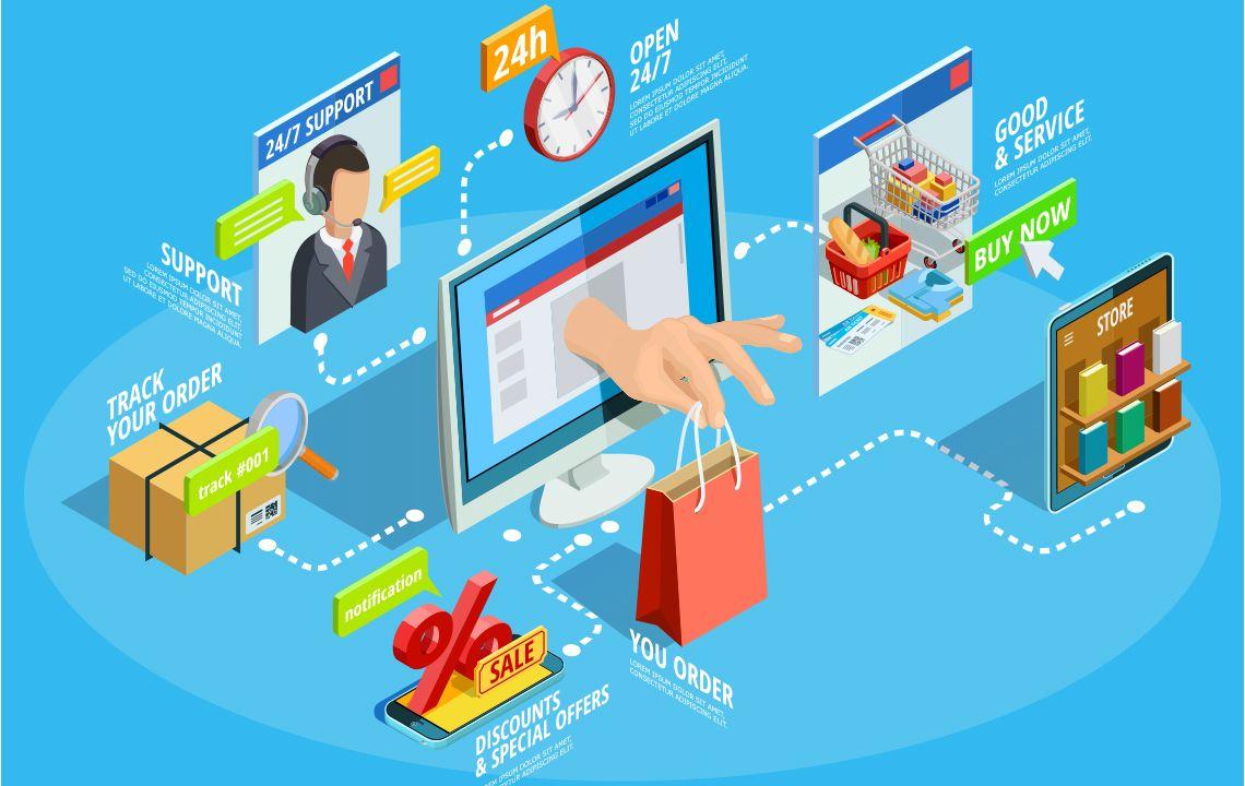 ویژگیهای مورد انتظار کاربران از یک فروشگاه اینترنتی مناسب | پرگاس