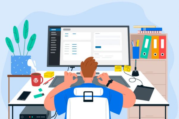 طراحی نرم افزار مدیریت سایت وردپرس بر پایه قالب | پرگاس