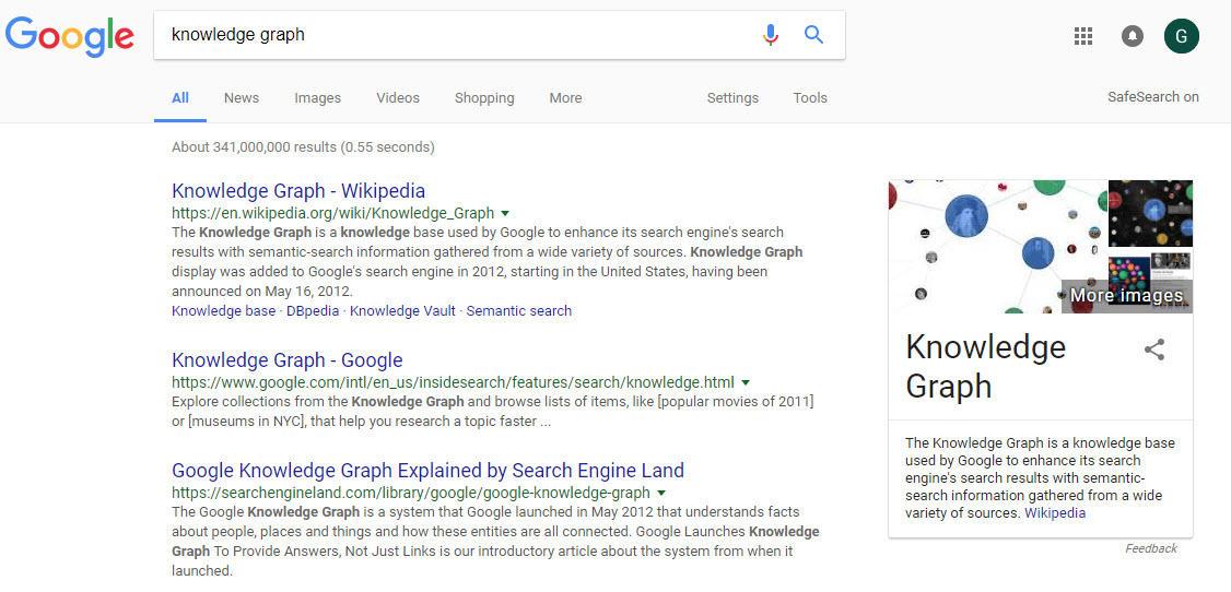 به روز رسانی گراف دانش گوگل - می 2012 | پرگاس