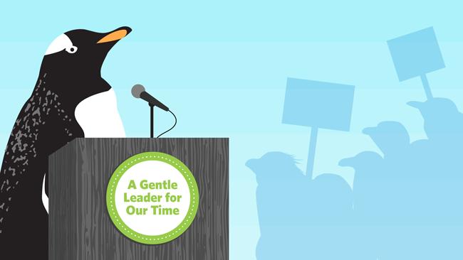 نسخه چهارم پنگوئن، همان چیزی است که همه ما لایق آن هستیم. | پرگاس