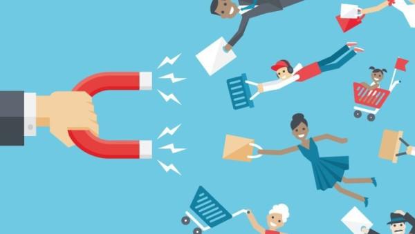 راههای جذب مشتری | پرگاس
