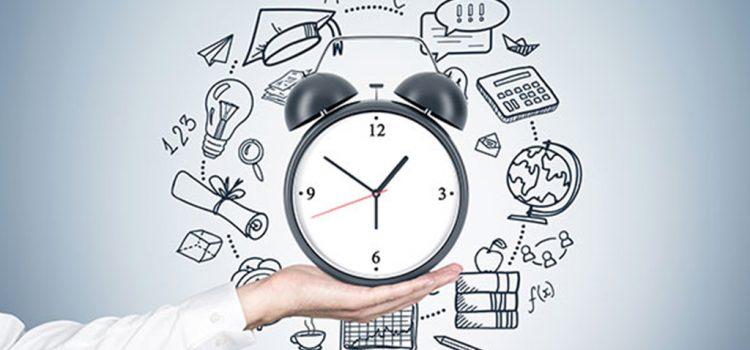 اصول مدیریت زمان | پرگاس