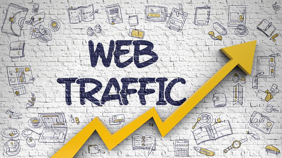 تبلیغات و افزایش ترافیک صفحات وب | پرگاس