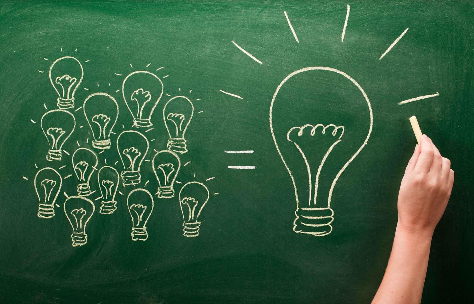 طوفان فکری و شکل گیری اقدامات عملیاتی در طرح توسعه کسب و کار | پرگاس