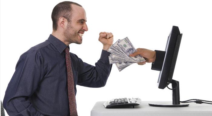 کسب درآمد در منزل | پرگاس