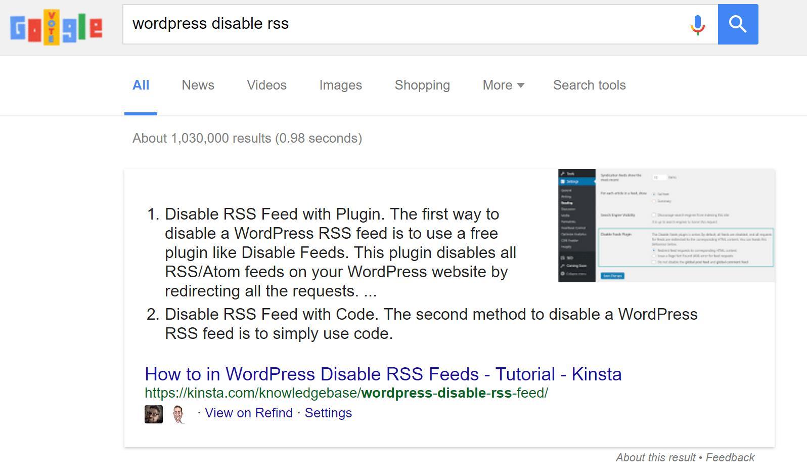 نمودار گوگل Knowledge | سئو پرگاس