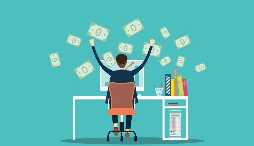 راههای درآمدزایی و کسب درآمد از اینترنت | پرگاس