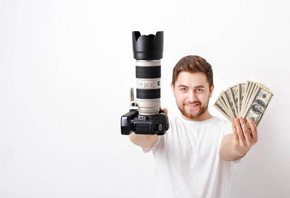 روشهای کسب درآمد از عکاسی | پرگاس