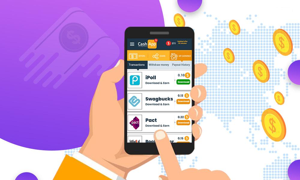 کسب درآمد با گوشی موبایل را تجربه کنید | پرگاس